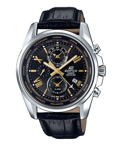 Casio Edifice Efb 301jl 7a Casio Original For Mens efb 301jbl 7a collection edifice mens watches casio