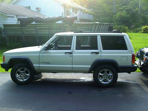 1997 2001 Jeep Cherokee Xj Repair 1997 1998 1999 2000