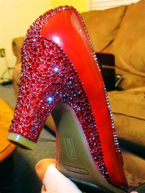 Report Ruby Slipper Makes The Majors After Only A Of Months Second City Style Fashion by Ruby Slippers Update Weddingbee