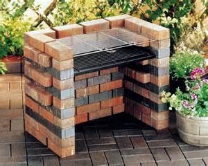 Brick Chiminea Kako Napraviti Roštilj Od Cigle Uredite Dom