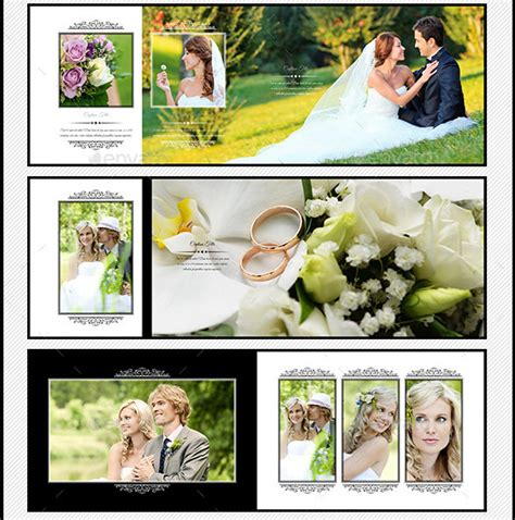 Wedding Album Templates Psd by Wedding Album Design Template 57 Free Psd Indesign