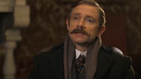 Bbc Home Design Shows Martin Freeman Says Abominable Bride Shows Sherlock
