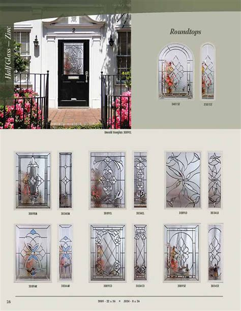 rsl doorglass decorative and impact