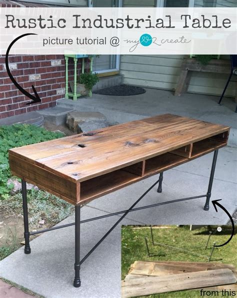 diy metal desk the 25 best industrial desk ideas on