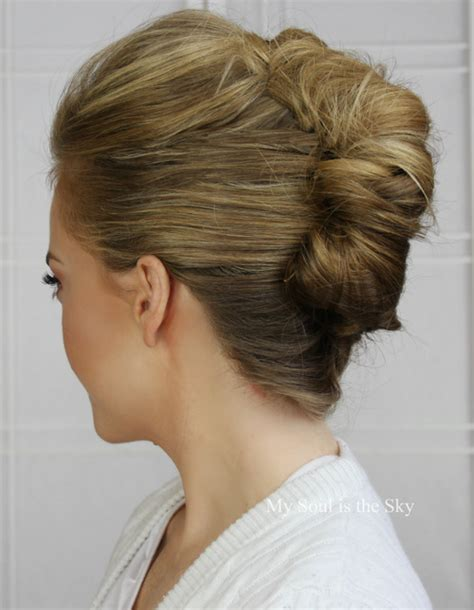 black hairstyles french roll 2015 40 stylish french twist updos