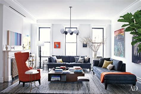 neil harris home neil harris and david burtka s new york living room get the look photos