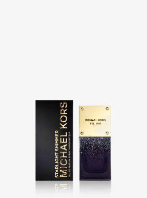 starlight shimmer eau de parfum  oz michael kors