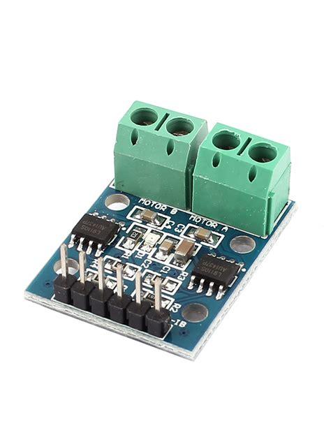 L9110s H Bridge Stepper Motor Dual Dc Motor Driver Module L9110 h bridge stepper motor dual dc motor driver controller board l9110s for arduino ebay