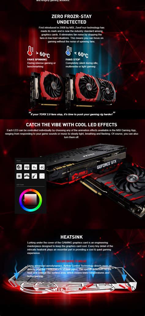 Ready Msi Geforce Gtx 1080 Ti Gaming X Trio msi geforce gtx 1080 ti gaming x 11gb msi gtx1080ti