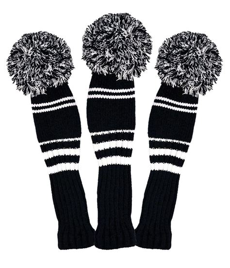 knitted golf covers golf club headcovers on shoppinder