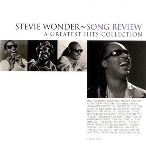 song collection song review greatest hits collection stevie