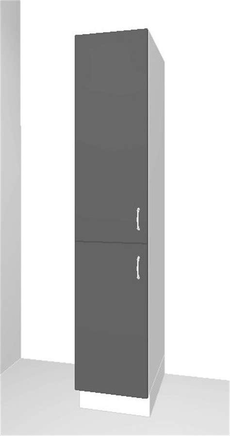 High Gloss   Tall Height   Larder / Broom Cupboard Doors