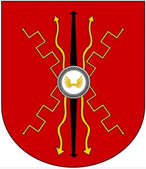 imagenes simbolos romanos los estandartes romanos tienda medieval