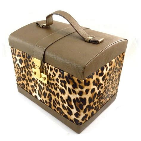 1000 ideas about leather vanity cases on