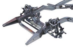 Cross Joint 57 Beiben Truck chassis and frames