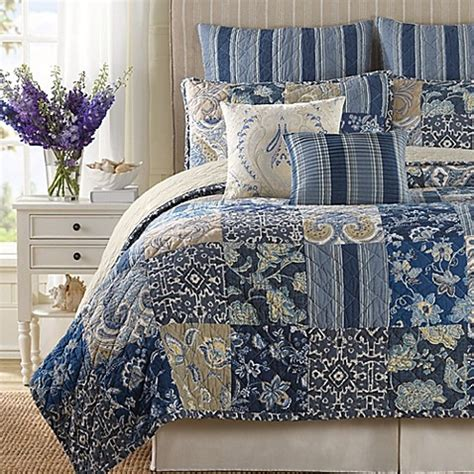 b smith bedding b smith block island quilt bed bath beyond
