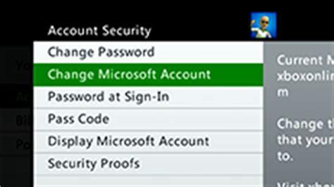 manage your microsoft account faq xbox one support manage your microsoft account faq xbox one support
