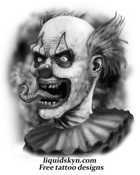 joker tattoo parody evil clown tattoos evil clown tattoo designs free love