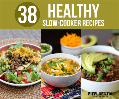cooker recipes an easy and healthy cookbook to make your easier instant pot cookbook volume 1 books 38 healthy cooker recipes fitfluential