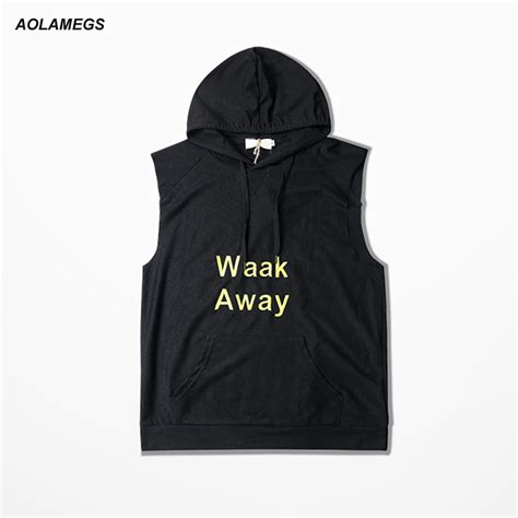 Clothing Bodybuilding Hoodie Tank Top Hooded T Shirt Ho aolamegs tank tops hooded vest bodybuilding fitness s sleeveless hoodie shirts homme