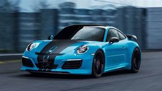 Porsche 911 Turbo S Top Speed 2016 Porsche 911 Turbo S By Techart Review Top Speed