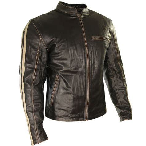 brown motorcycle riding xelement mens armored dark brown leather motorcycle jacket