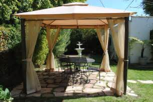 Home Depot Patio Gazebo Home Depot Southern Patio Gaz 434769 Replacement Canopy Garden Winds