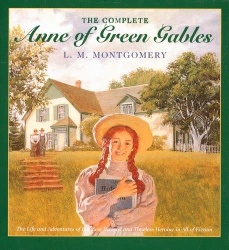 green gables picture book literary fancy dress costumes for world book day