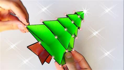 c 243 mo hacer un 225 rbol de navidad de papel origami navide 241 o