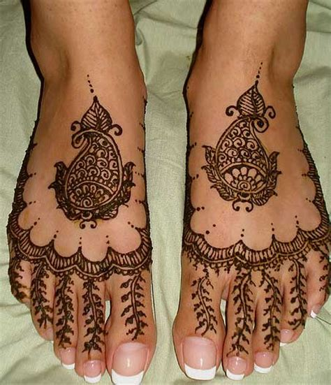 feet mehndi designs for bridal latest collection