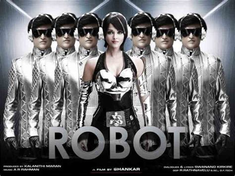 hindi film robot video songs robot hindi movie review robot movie review star cast