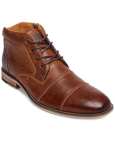 macys mens polo boots steve madden s jonnie boots created for macy s all
