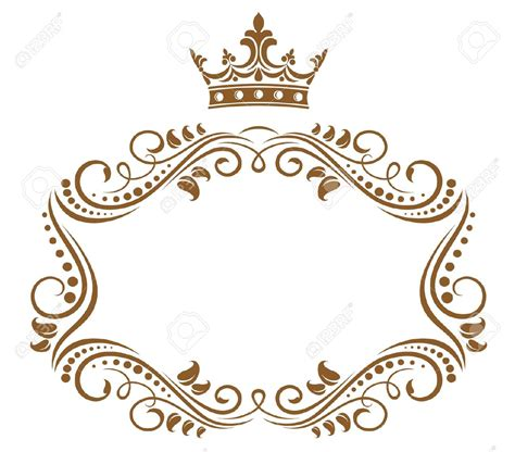 royalty free clipart frame clipart royal pencil and in color frame clipart royal