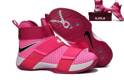 lebron nike basketball shoes lebron pink basketball shoes