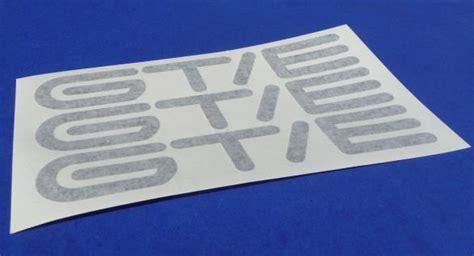 Eac Aufkleber Kaufen by 3 St 220 Ck Dekor Aufkleber Schriftzug Gt E F 252 R Opel Kadett C