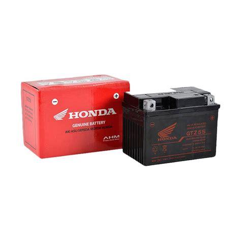 Aki Quantum Gtz 5s jual honda genuine battery gtz 5s mf accu 31500kph881 harga kualitas terjamin