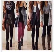 Fall Fashion  Outfits With Tights Aecfashioncom
