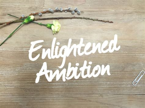 enlightened ambition why you should reexamine your goals careergasm