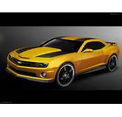 Home &gt Chevrolet Camaro Transformers Special Edition 2012
