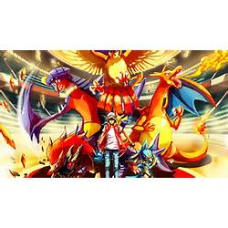 Cool Fire Pokemon Wallpaper Background With 1600x900