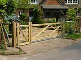 Photos of Kent Wooden Gates