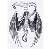 Tattoo Designs Pictures Tribal Free Download Angel By