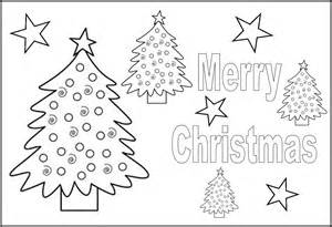 Christmas pages to print and color color christmas pictures of