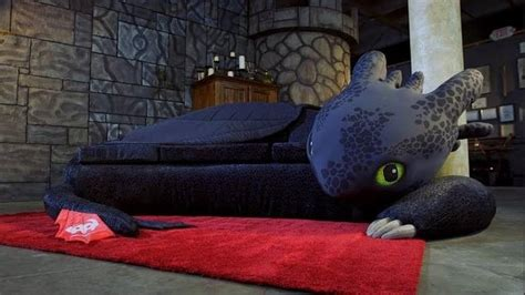 casting couch fan super fan builds toothless couch how to train your dragon