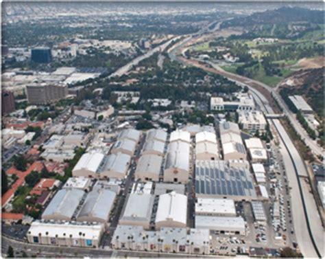 Paramount Floor Plan sound stages warner bros studio facilities