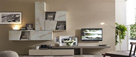 arredare living arredamento living soggiorno pareti attrezzate cania