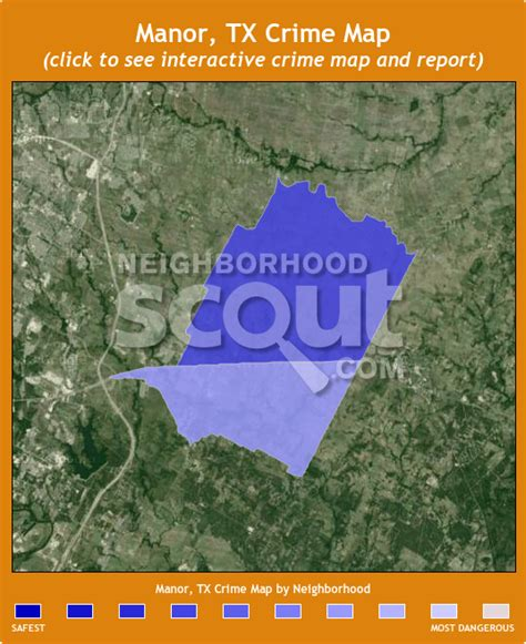 manor texas map manor tx crime rates and statistics neighborhoodscout