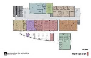 3d Floorplan Cerritos College Fine Arts Complex Facilities Master Plan