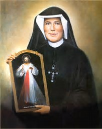Image result for St Faustina
