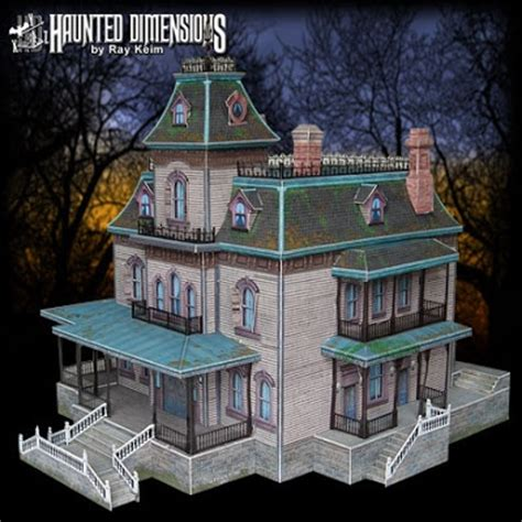 build your own mansion this is so awesome diy cutout kits to build your own
